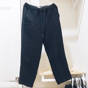 Aritzia Wilfred Black Joggers Pants